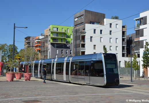 Tramway Tours, 055, L'Heure Tranquille