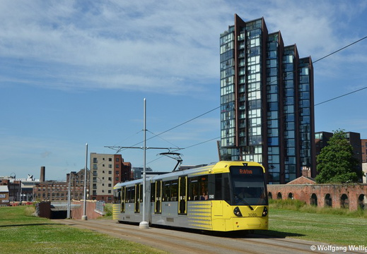 Manchester Metrolink, 3080, New Islington