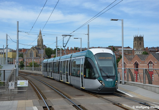 Nottingham Tram, 236, Station Street