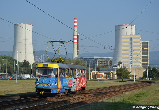 Tram Most, 275, Chemopetrol