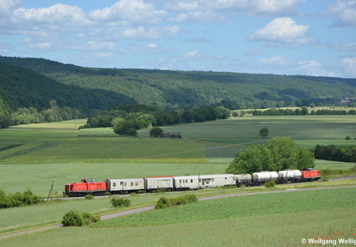 212 298, Elfershausen-Trimberg