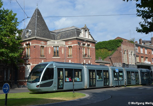 Tramway Valenciennes, 02, Clemenceau