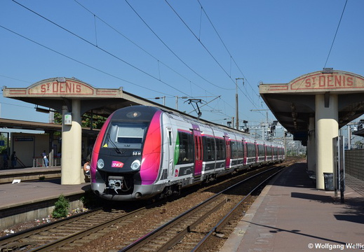 SNCF 50H, Saint-Denis