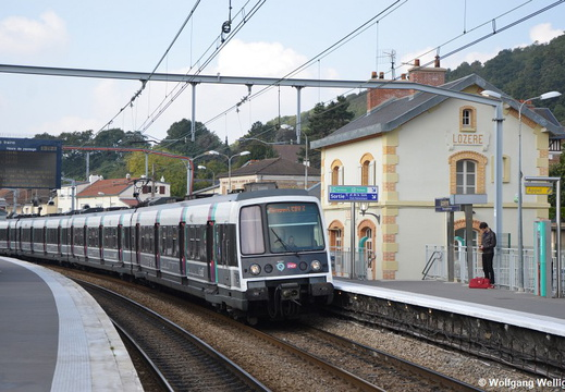 RER Paris, 8214, Lozere